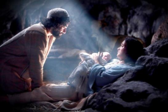 nacimiento del Salvador