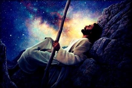 Jesús pensando