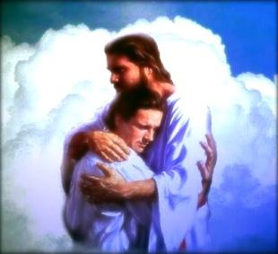abrazar a Jesús